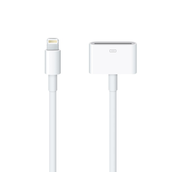 Apple Lightning to 30-pin Adapter (0.2 m)1