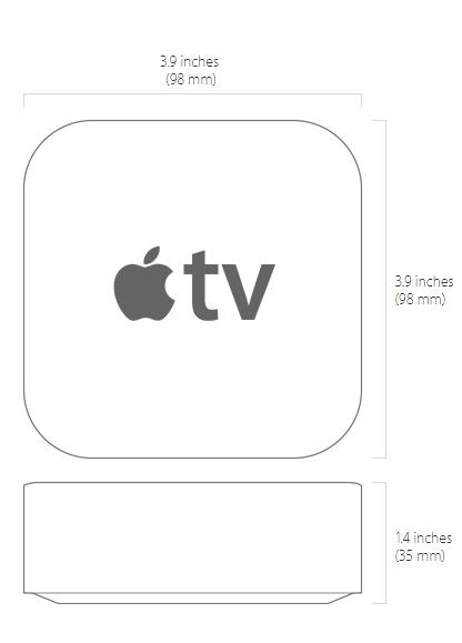 Apple TV   Tech Specs   Apple
